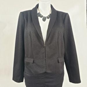 TORRID Vintage Black Boyfriend Blazer Size 3